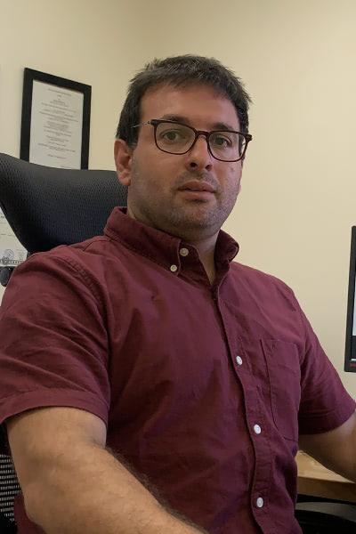 Photo of Elias Akoury
