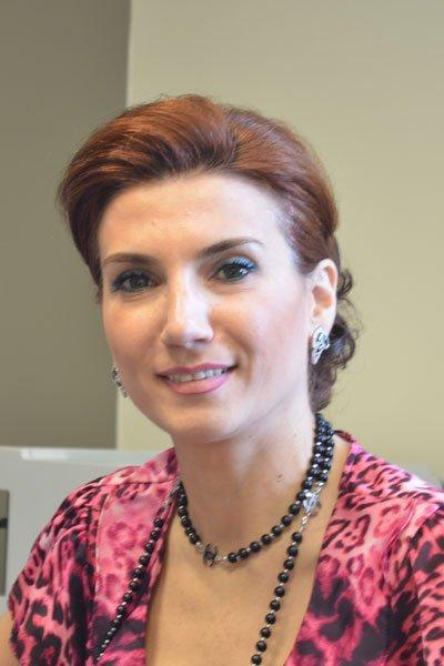 Photo of Sandra Rizk